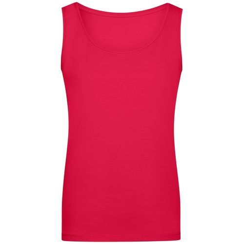 Ladies' Elastic Top - Klassiches Tank-Top (pink) (Art.-Nr. CA012259)