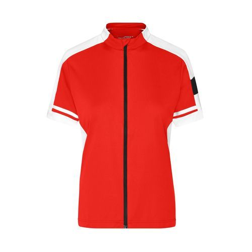 Ladies' Bike-T Full Zip - Sportives Bike-Shirt (Art.-Nr. CA023971)