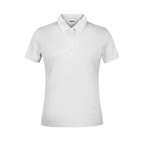 Promo Polo Lady - Klassisches Poloshirt (weiß) (Art.-Nr. CA035172)