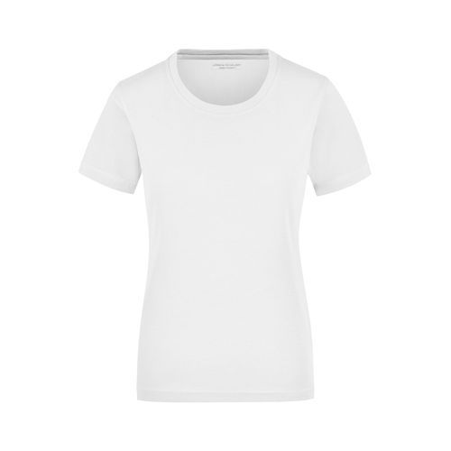 Ladies' Function-T - T-Shirt aus hochfunktionellem CoolDry® (weiß) (Art.-Nr. CA038451)
