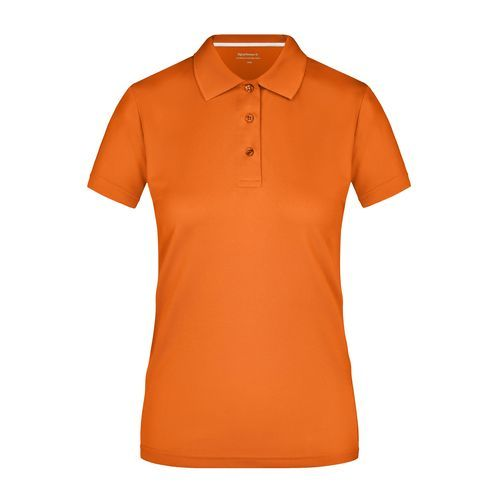 Ladies' Polo High Performance - Funktionspolo (orange) (Art.-Nr. CA038934)