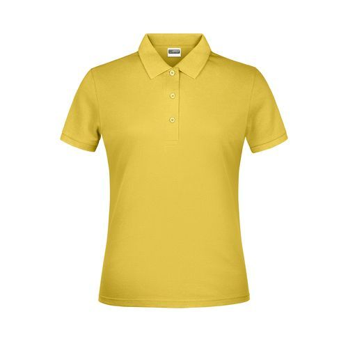 Promo Polo Lady - Klassisches Poloshirt (gelb) (Art.-Nr. CA065497)