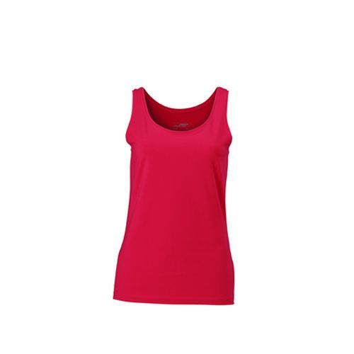 Klassiches Tank-Top (pink) (Art.-Nr. CA069797)