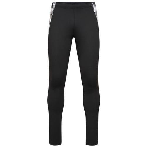 Men's Sports Tights - Lauftights (schwarz) (Art.-Nr. CA080881)