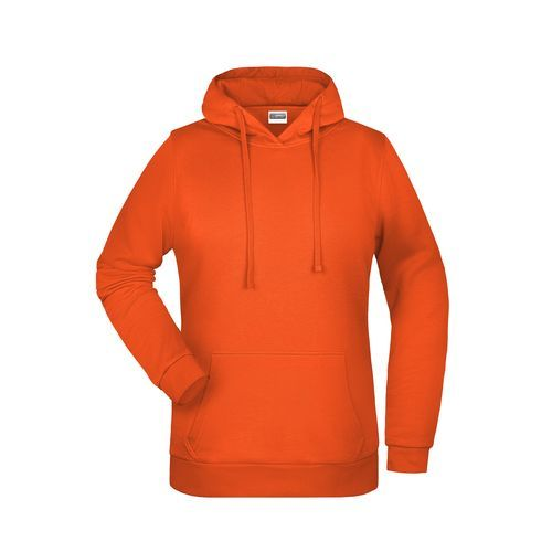 Promo Hoody Lady - Klassisches Kapuzensweat (orange) (Art.-Nr. CA132341)