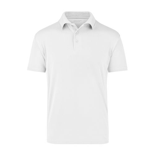 Function Polo - Polohemd aus hochfunktionellem CoolDry® (weiß) (Art.-Nr. CA143399)