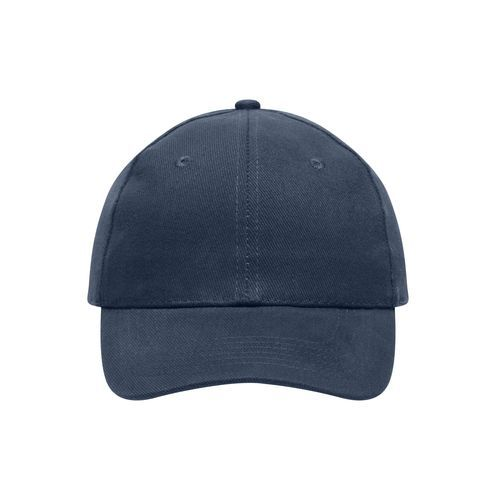 6 Panel Cap Heavy Cotton - 6 Panel Cap (blau) (Art.-Nr. CA150502)