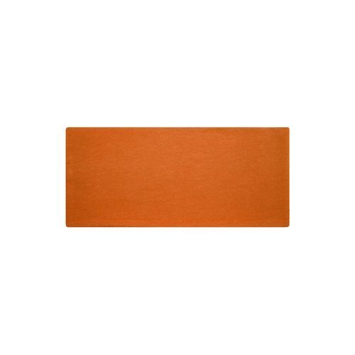 Bio Cotton Headband - Extrabreites Stirnband (orange) (Art.-Nr. CA153979)