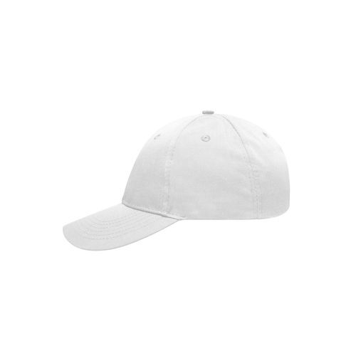 6 Panel Workwear Cap - STRONG - - Hochwertige 6 Panel Cap (weiß) (Art.-Nr. CA161544)