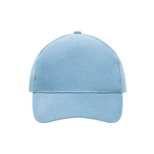 5 Panel Cap Heavy Cotton - Klassisches Cap (blau) (Art.-Nr. CA172226)