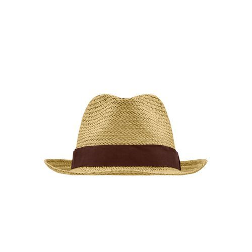 Urban Hat - Hut im lässigen Summer-Look (braun) (Art.-Nr. CA174692)