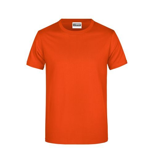 Promo-T Man 180 - Klassisches T-Shirt (orange) (Art.-Nr. CA182784)