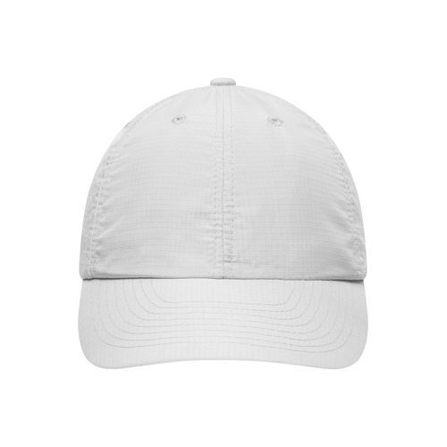 6 Panel Coolmax® Cap - Funktionelles 6 Panel Cap aus Coolmax® extreme (weiß) (Art.-Nr. CA195563)