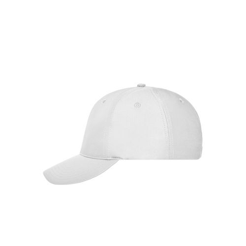6 Panel Workwear Cap - COLOR - - 6 Panel Sun-Protection Cap (weiß) (Art.-Nr. CA273848)