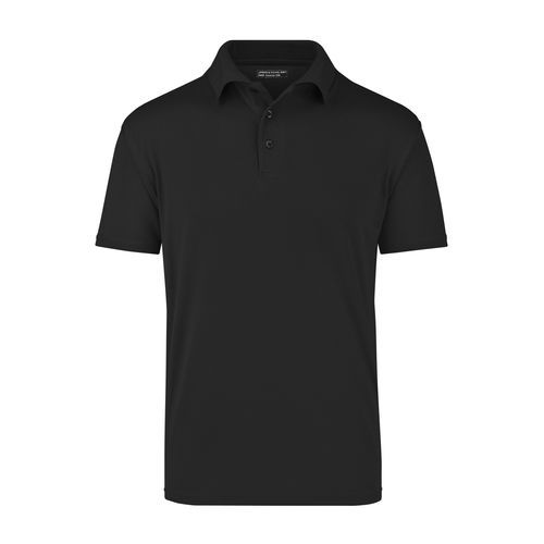 Function Polo - Polohemd aus hochfunktionellem CoolDry® (schwarz) (Art.-Nr. CA545562)
