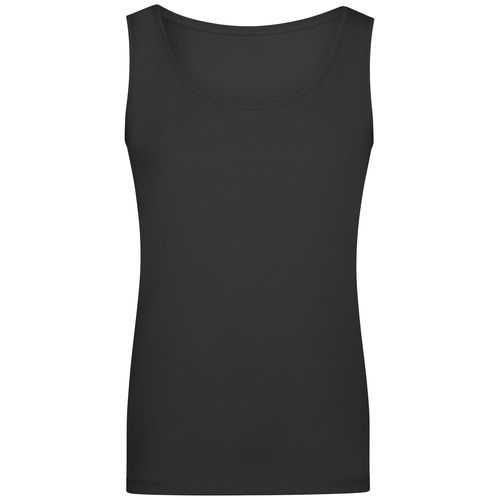 Klassiches Tank-Top (schwarz) (Art.-Nr. CA602213)
