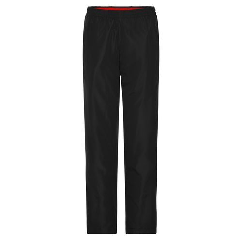 Ladies' Sports Pants - Leichte Sporthose (schwarz / rot) (Art.-Nr. CA666947)