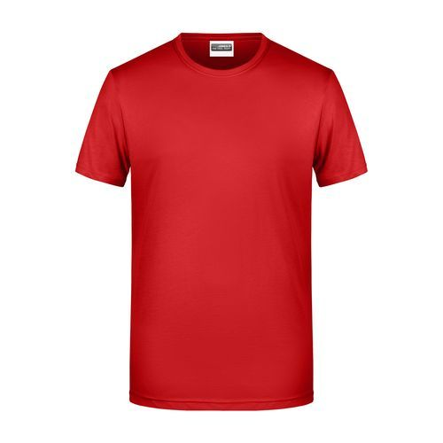 Men's Basic-T - Herren T-Shirt in klassischer Form (Art.-Nr. CA668185)