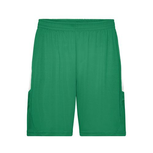 Competition Team Shorts - Funktionelle Teamshorts (green / white) (Art.-Nr. CA719473)