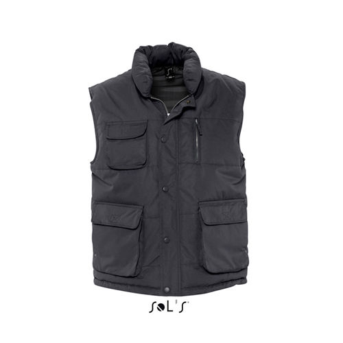 Viper Bodywarmer [L] (Charcoal Grey (Solid)) (Art.-Nr. CA000307)