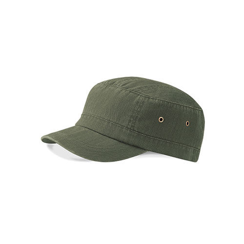 Beechfield Urban Army Cap [One Size] (Vintage Olive) (Art.-Nr. CA000616)