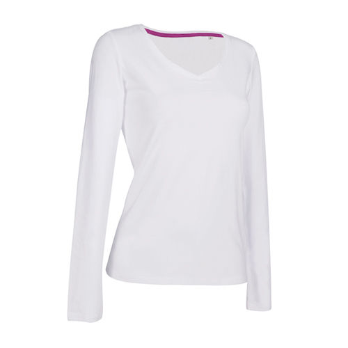 Claire Long Sleeve for women [L] (white) (Art.-Nr. CA000701)