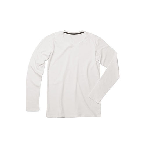 Clive Long Sleeve [XXL] (white) (Art.-Nr. CA001256)