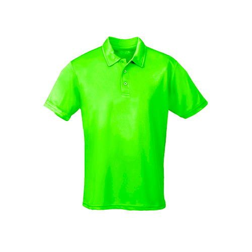 Cool Polo [XL] (Electric green) (Art.-Nr. CA001289)
