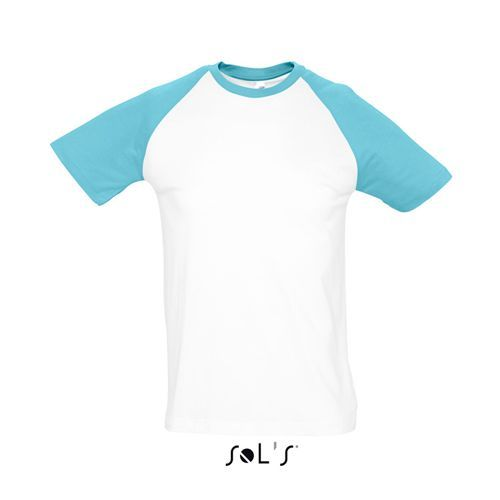 Raglan T-Shirt Funky 150 [XL] (white) (Art.-Nr. CA001411)