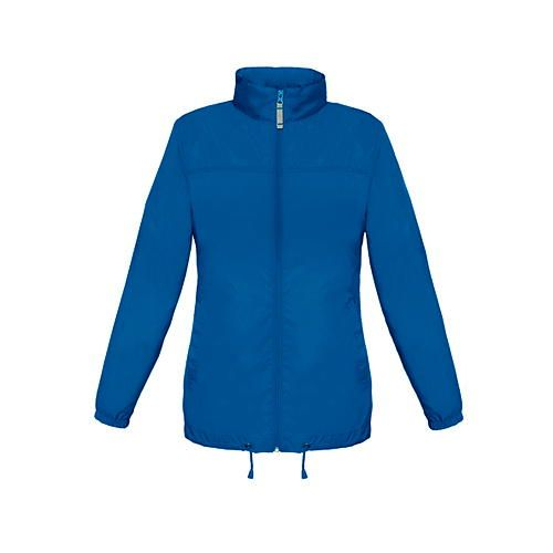 Jacket Sirocco / Women [XXL] (royal blue) (Art.-Nr. CA001679)