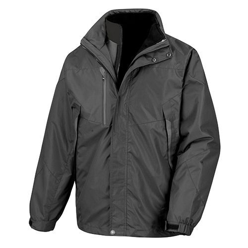 3-in-1 Aspen Jacket [S] (Black) (Art.-Nr. CA001751)