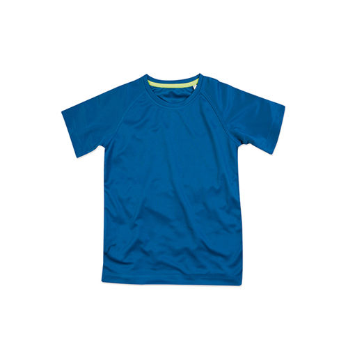 Active 140 Raglan for children [M (134/140)] (King Blue) (Art.-Nr. CA002217)
