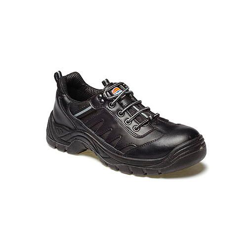 Sicherheitsturnschuh Super Safety Stockton S1-P [43 (9)] (Black) (Art.-Nr. CA002244)
