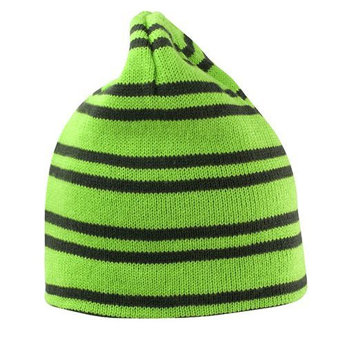 Team Reversible Beanie [One Size] (lime / grey / grey) (Art.-Nr. CA002978)