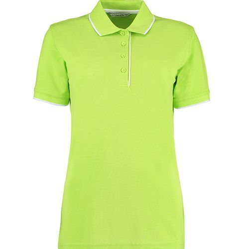 Women`s Classic Fit Essential Polo [38 (M/12)] (Lime) (Art.-Nr. CA003140)