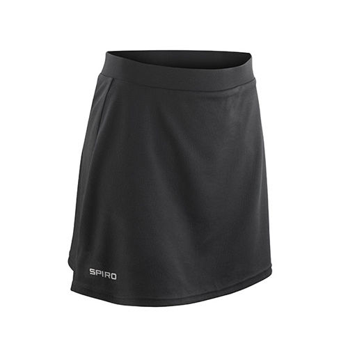 Ladies` Skort [XXL (44)] (Black) (Art.-Nr. CA003183)