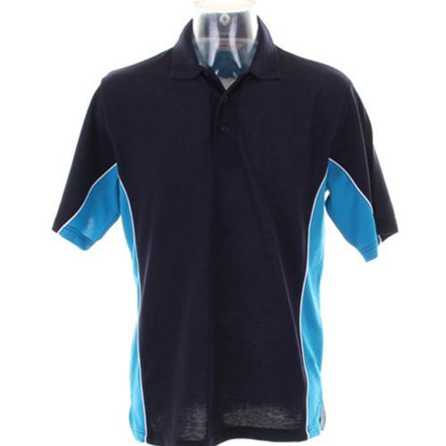 Classic Fit Track Polo [XXL] (Navy) (Art.-Nr. CA003542)