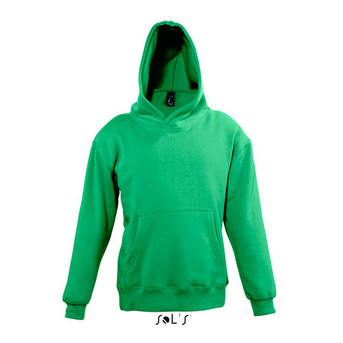 Kids` Hooded Sweat Slam [8 Jahre (118/128)] (Kelly Green) (Art.-Nr. CA003688)