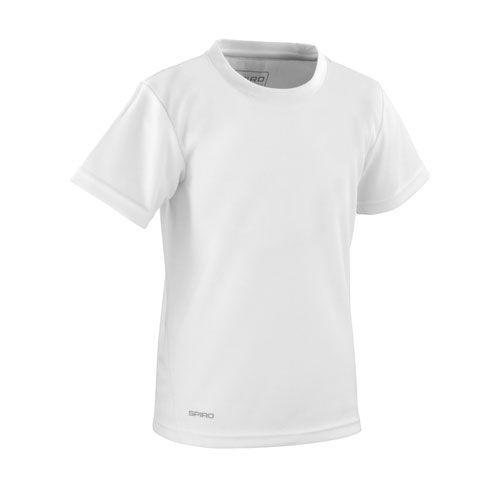 Junior Quick Dry T-Shirt [S (5-6)] (Black) (Art.-Nr. CA003730)