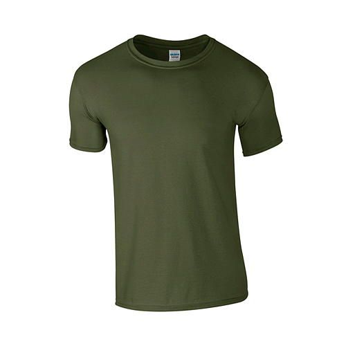 Softstyle® T- Shirt [XXL] (Military green) (Art.-Nr. CA003883)