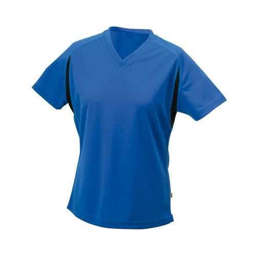Ladies` Running-T [XL] (Royal) (Art.-Nr. CA003982)