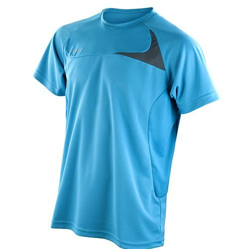 Men`s Dash Training Shirt [XXL] (Aqua) (Art.-Nr. CA004094)