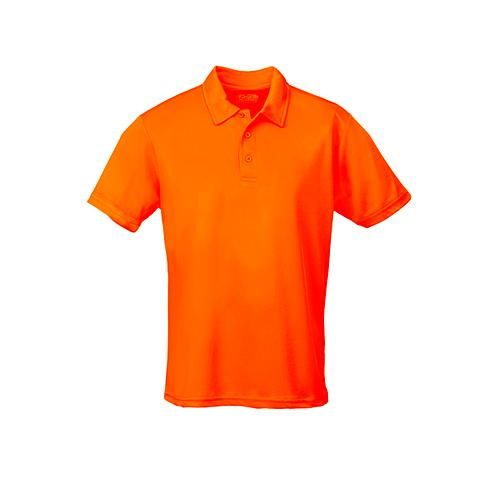 Cool Polo [S] (Electric Orange) (Art.-Nr. CA004165)