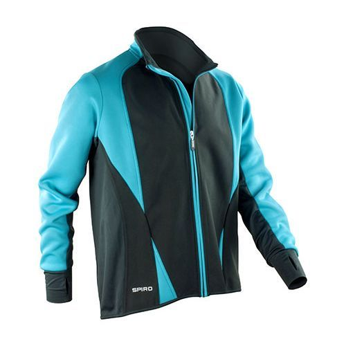 Men`s Freedom Softshell Jacket [L] (Aqua) (Art.-Nr. CA004279)