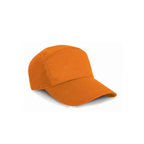 7-Panel Advertising Cap [One Size] (orange) (Art.-Nr. CA004719)