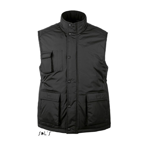 Ripstop Bodywarmer Wells [3XL] (Charcoal Grey (Solid)) (Art.-Nr. CA004992)