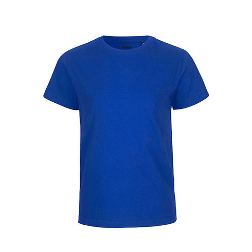 Kids` Short Sleeve T-Shirt [140/146] (Royal) (Art.-Nr. CA005002)