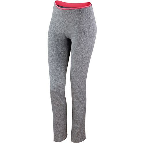 Women`s Fitness Trousers [XXS (6)] (Sport Grey Marl) (Art.-Nr. CA006113)