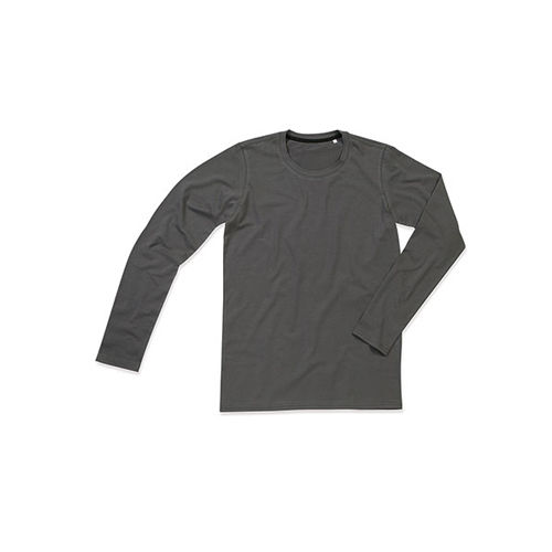 Clive Long Sleeve [XL] (Slate grey (Solid)) (Art.-Nr. CA006882)