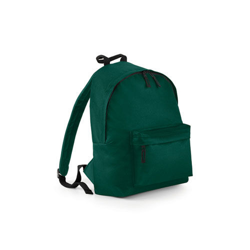Original Fashion Backpack [31 x 42 x 21 cm] (bottle green) (Art.-Nr. CA007263)